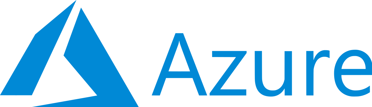 an image of the azure logo