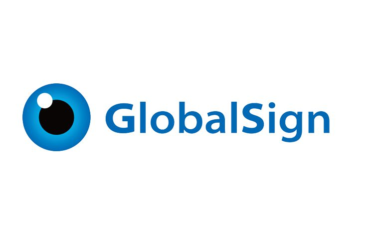 an image of the globalsign logo